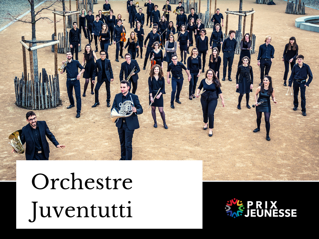 Candidat  L'Orchestre Juventutti