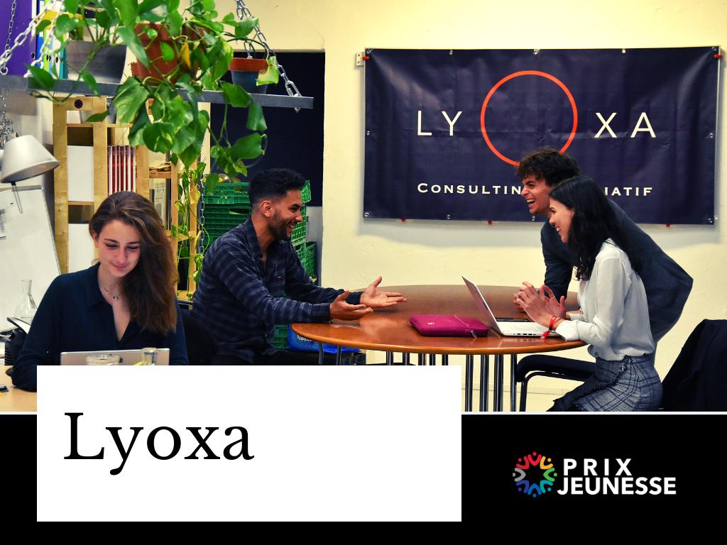 Candidat  Lyoxa