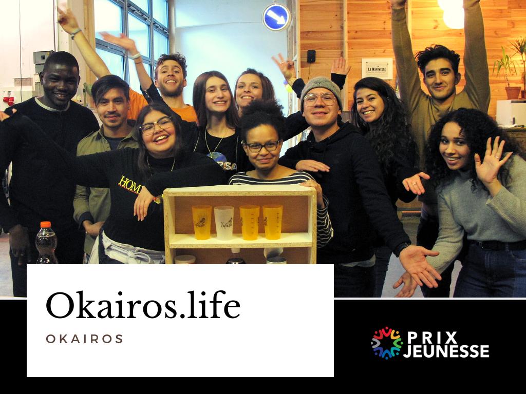 Candidat  Okairos.life - Okairos