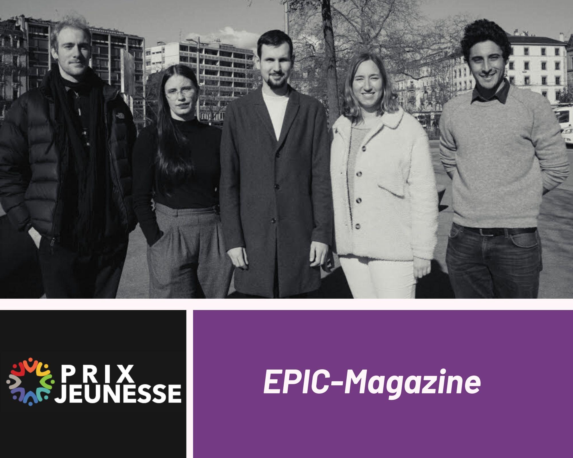 Candidat  EPIC-Magazine