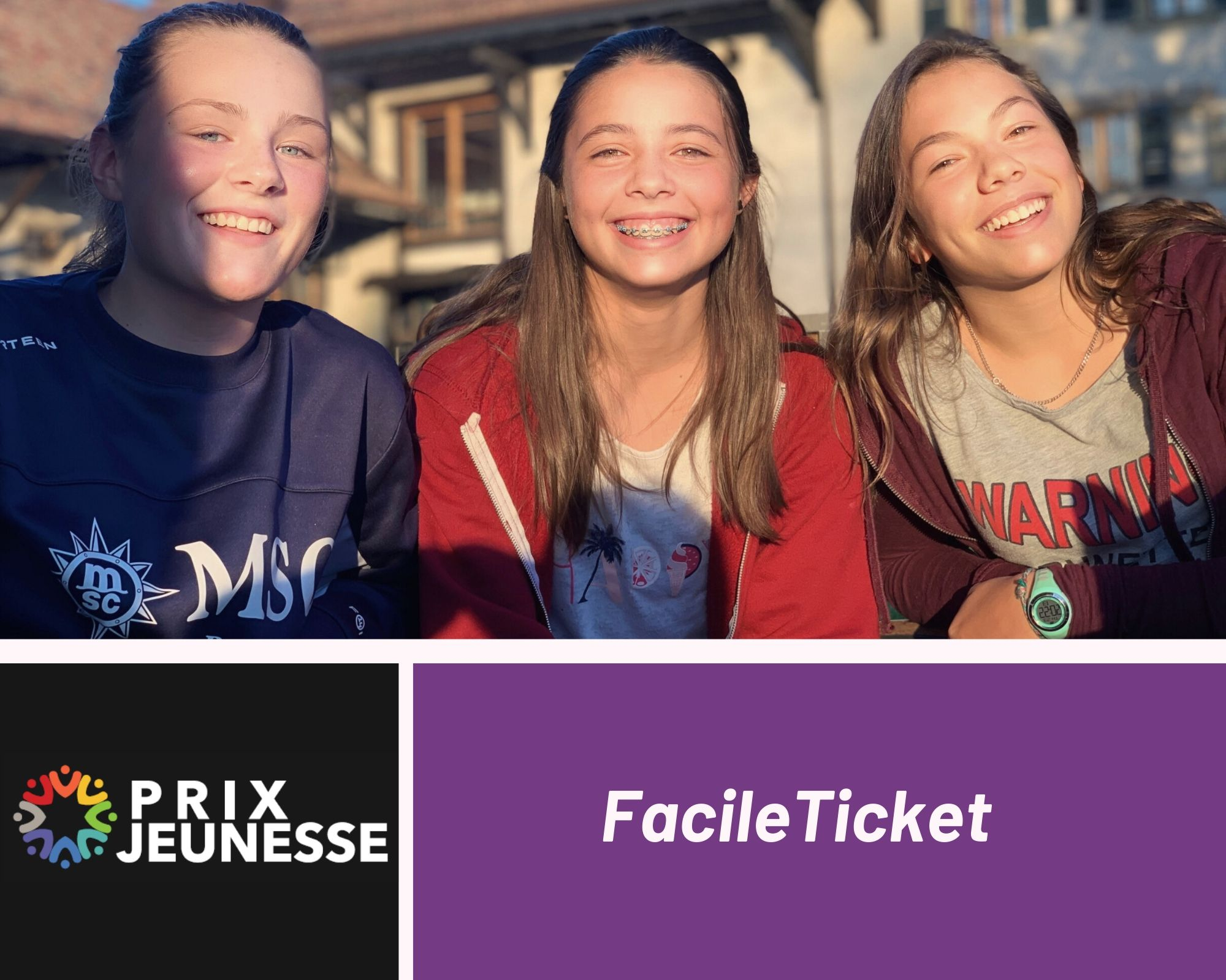 Candidat  FacileTicket