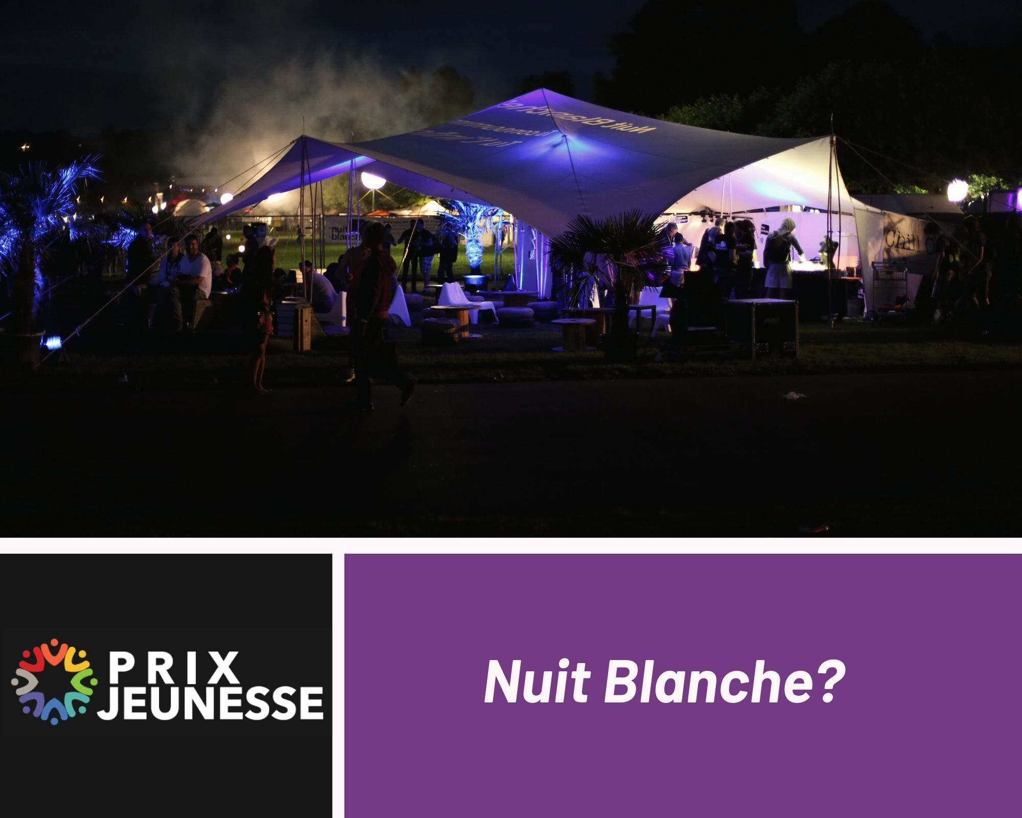 Candidat  Nuit Blanche?
