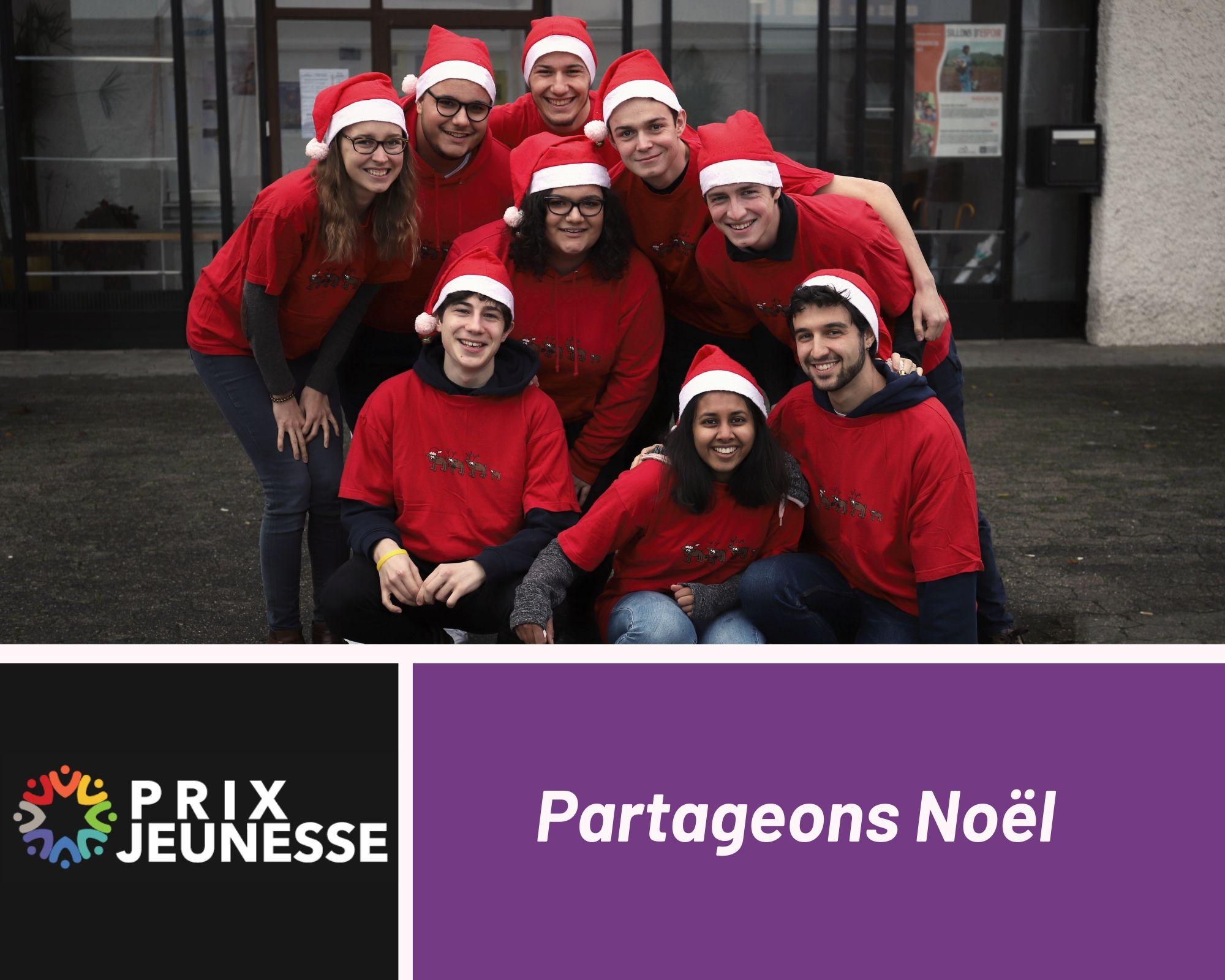 Candidat  Partageons Noël