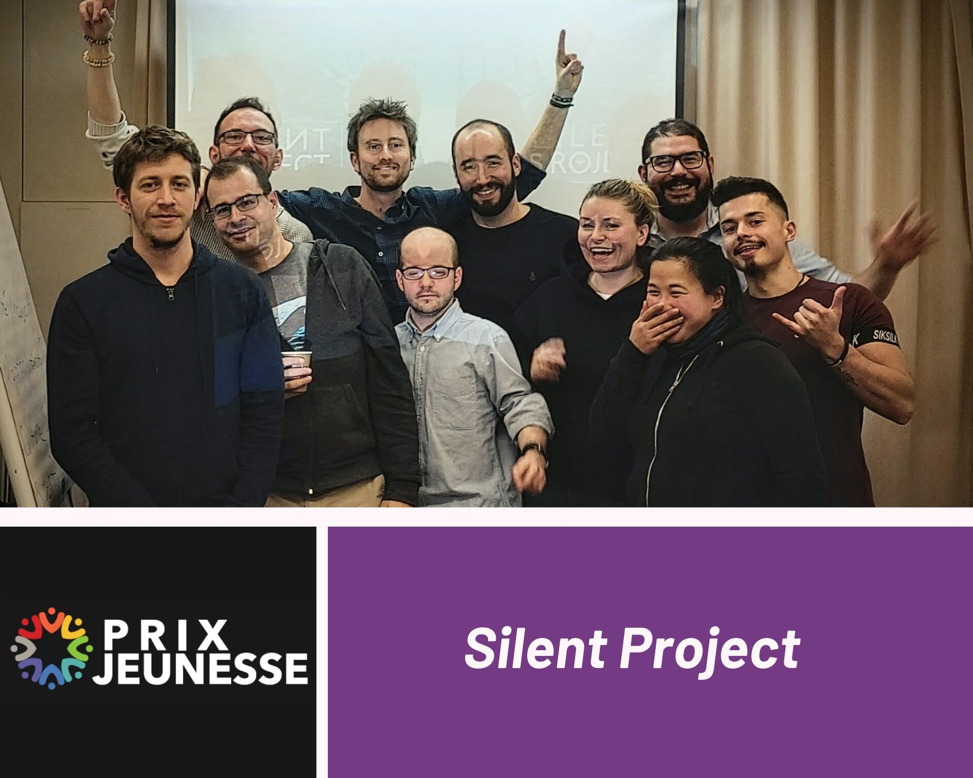 Candidat  Silent Project