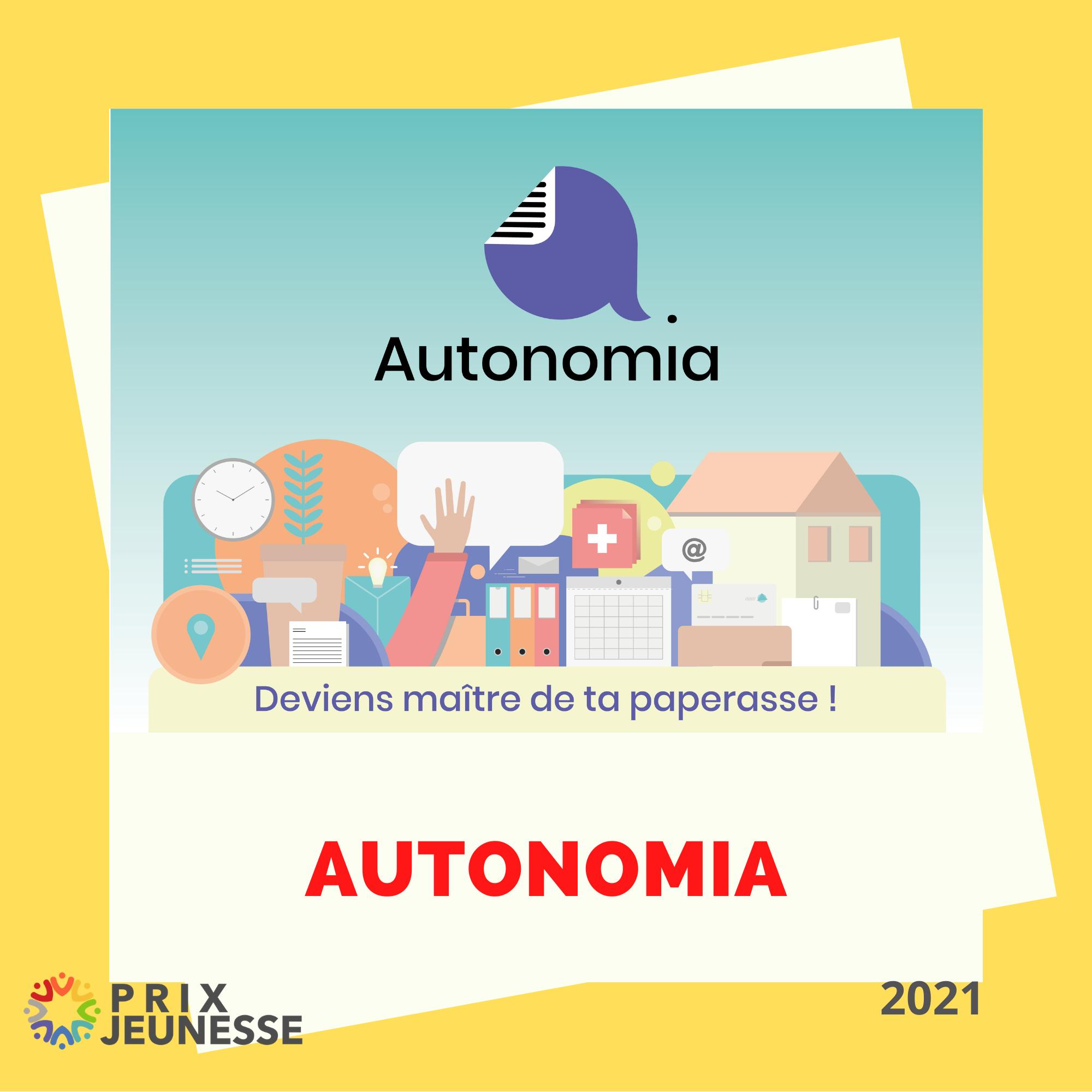 Candidat  Autonomia