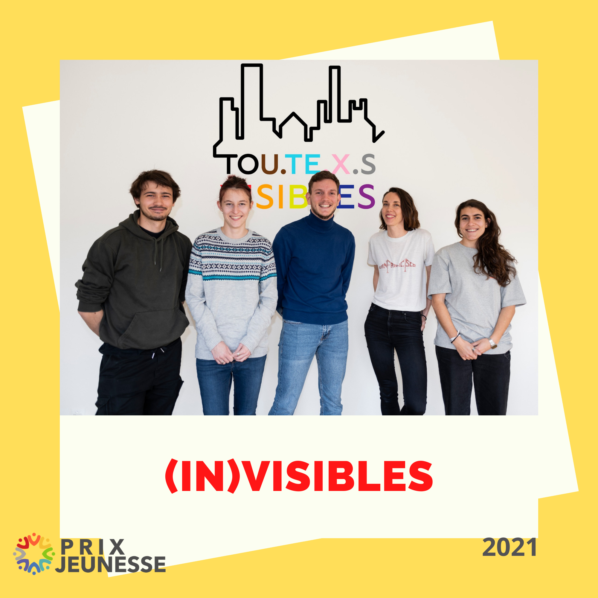 Candidat  (In)visibles