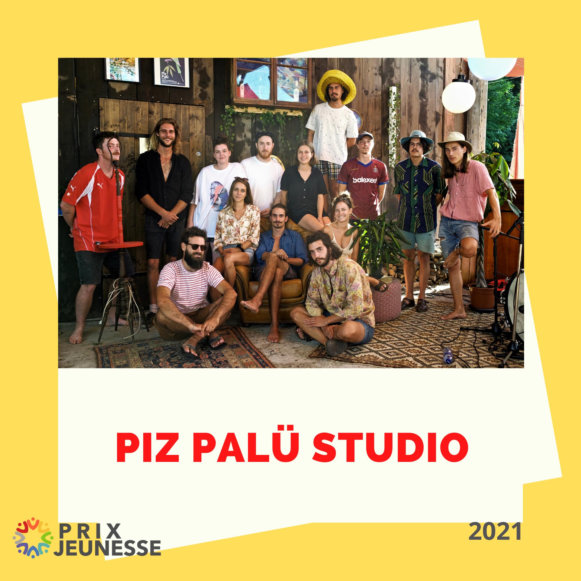 Candidat  Piz Palü Studio