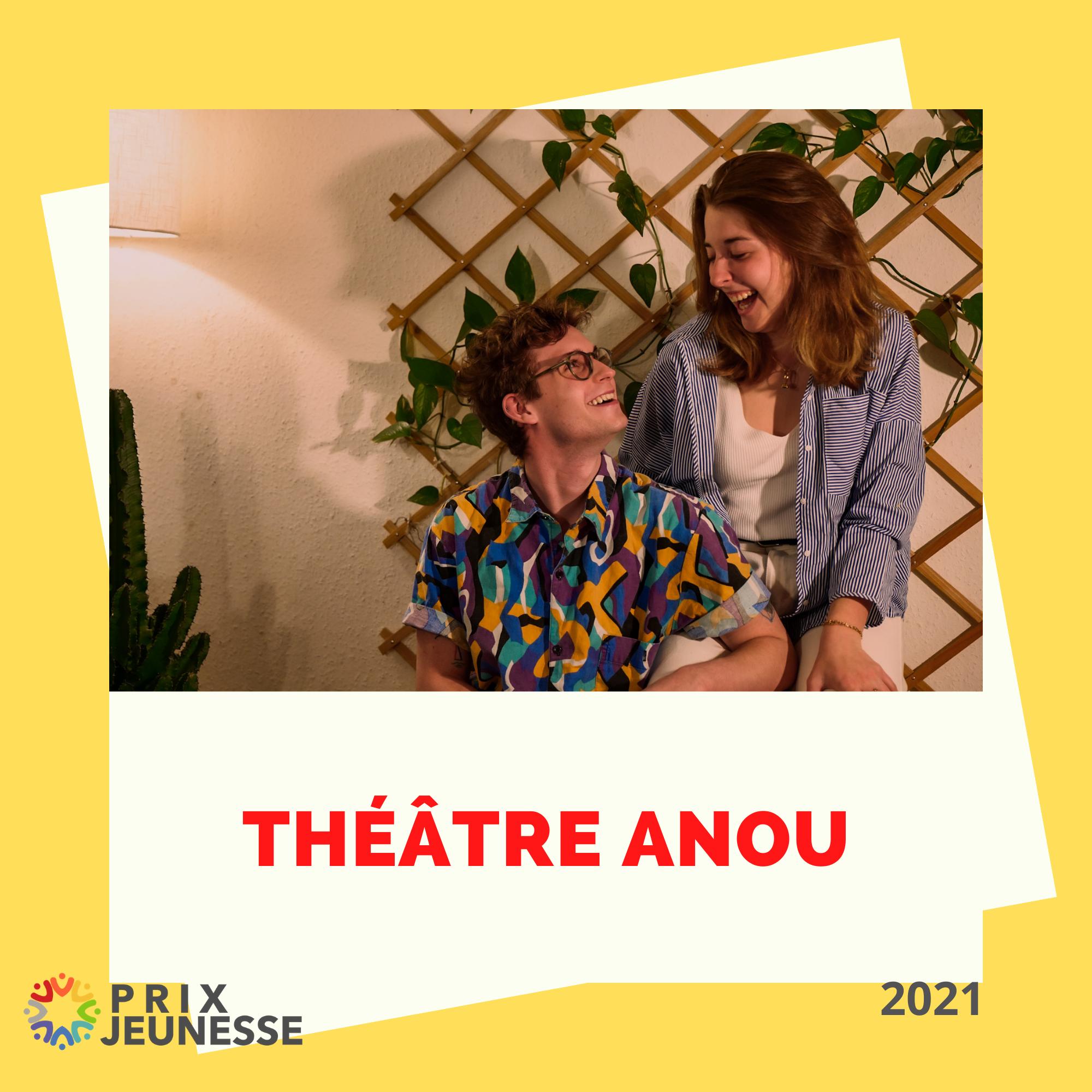 Candidat  Théâtre ANOU